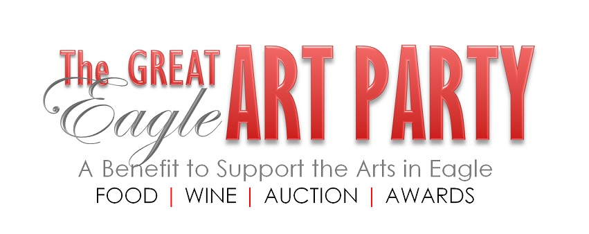 The Great Art Party Logo